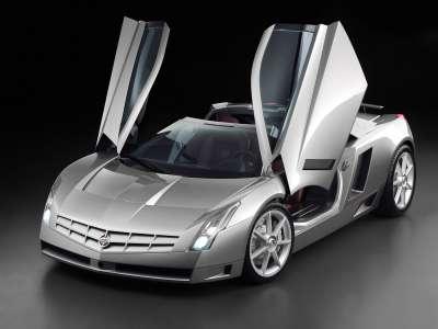 Cadillac Cien Concept 005