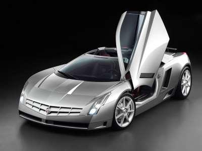 Cadillac Cien Concept 006