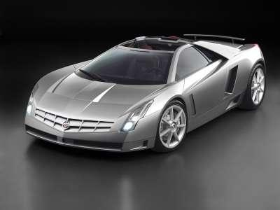 Cadillac Cien Concept 007