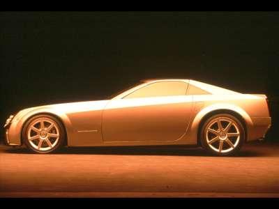 Cadillac Evoq Concept 10