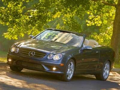 Mercedes Benz CLK550 Cabriolet 2009 03