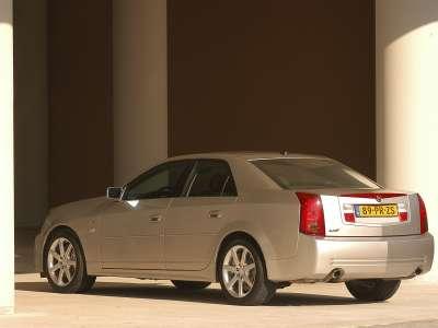 Cadillac Cts V 2009 07