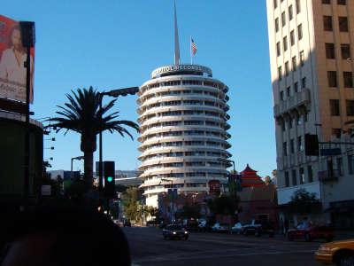 Capitol Records Building 001