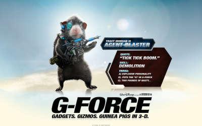 G Force Blaster
