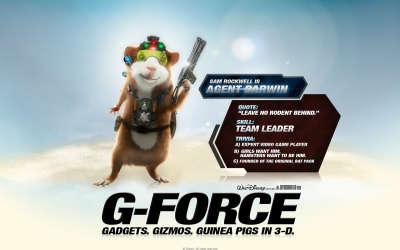G Force Darwin