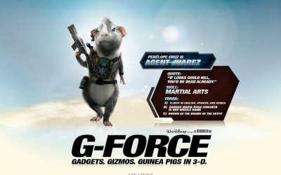 G Force Juarez