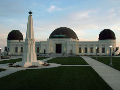 Griffith Observatory 002