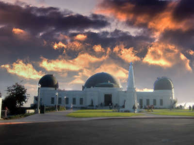 Griffith Observatory 003
