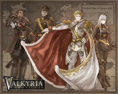 Valkyria Chronicles 005