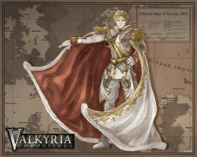 Valkyria Chronicles 006