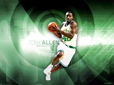 Celts Bullseye Allen
