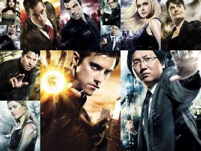 Heroes Season 3  2