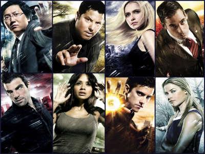 Heroes Season 3  5