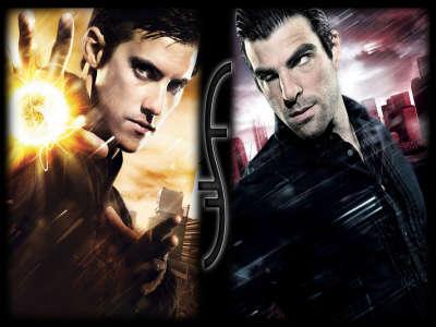 Heroes Season 3 Peter And Sylar