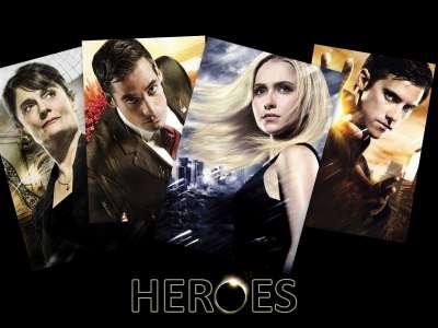Heroes Season 3 The Petrelis