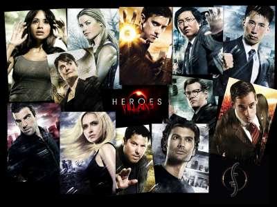 Heroes Season 3 Villains  2