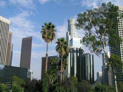 Los Angeles Skyline 001