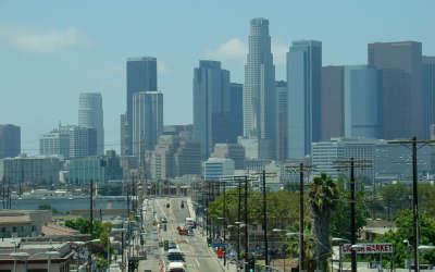 Los Angeles Skyline 003