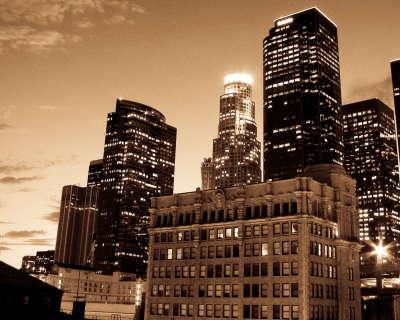 Los Angeles Skyline 004