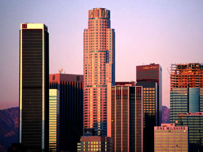 Los Angeles Skyline 005