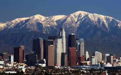 Los Angeles Skyline 006