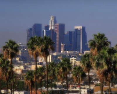 Los Angeles Skyline 008