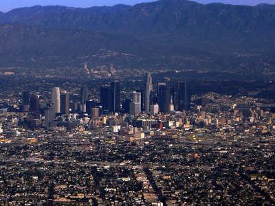 Los Angeles Skyline 009