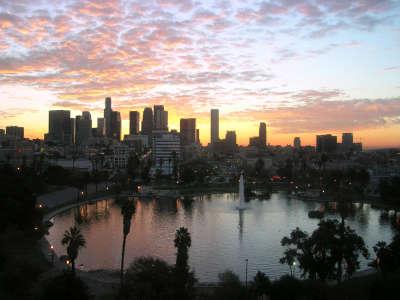 Los Angeles Skyline 011