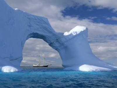 Antarctic Sailing