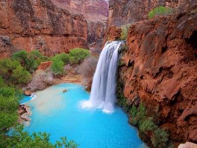Havasu Falls Havasupai Nation Arizona