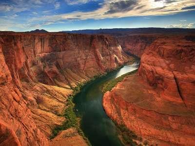 River Of Life Colorado River Page Arizona