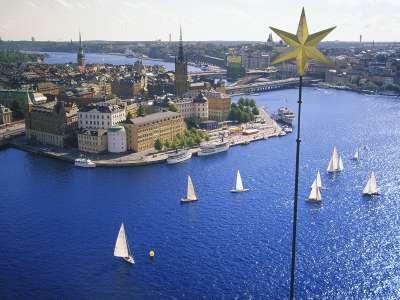 Gamla Stan Stockholm Sweden