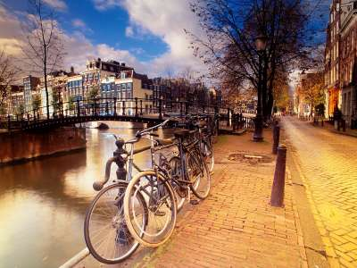 Noord Holland Province Amsterdam The Netherlands