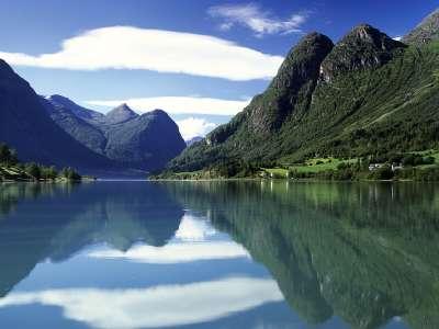 Oldenvatnet Norway