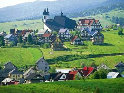 Pieniny Kluszkowce Tatra Mountains Poland