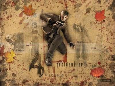 Resident Evil 4 - Biohazard