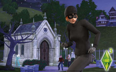 The Sims 3 - Thief