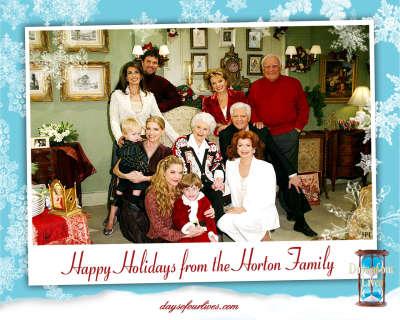 Horton Family Wallpaper Horton Family Xmas1280x1024