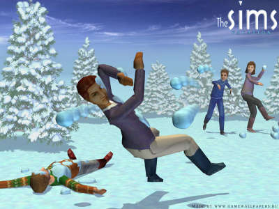 The Sims Vacation