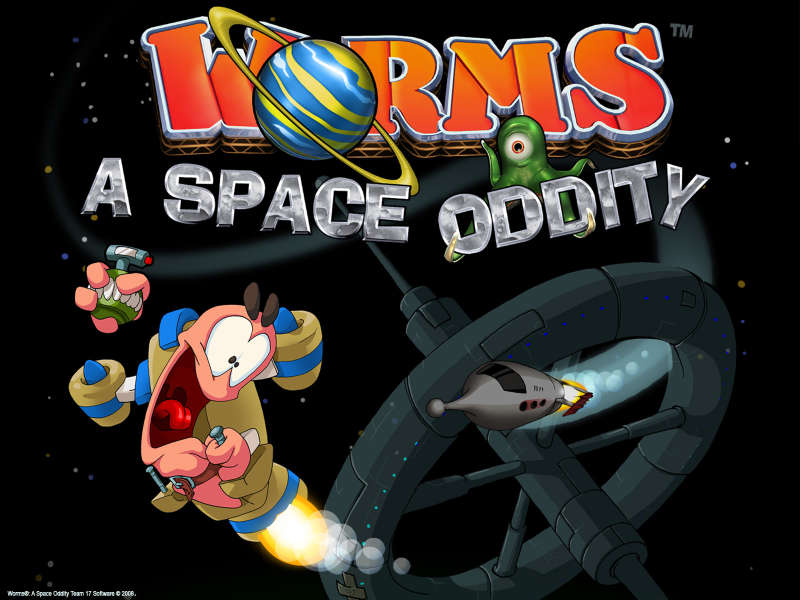 Worms - A Space Oddity