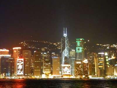 1E Hong Kong Skyline 4