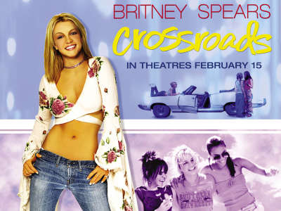 Britney Spears Crossroads Date