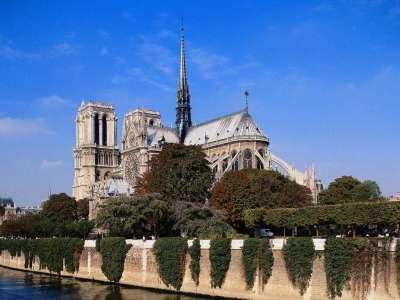 France.Paris NotreDame 04