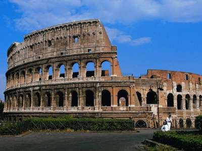 Italy.Rome Colosseum 1