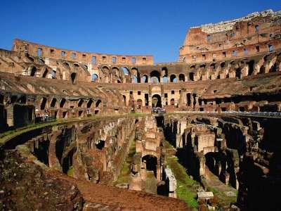 Italy.Rome Colosseum 2