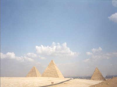 Khafre Pyramids