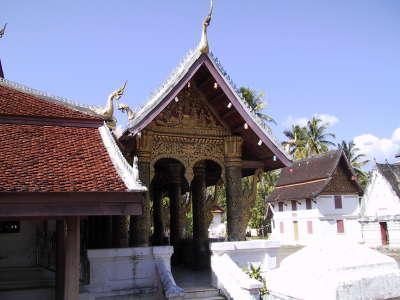 Lao Style Architecture
