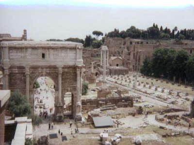 Palatine Ruins