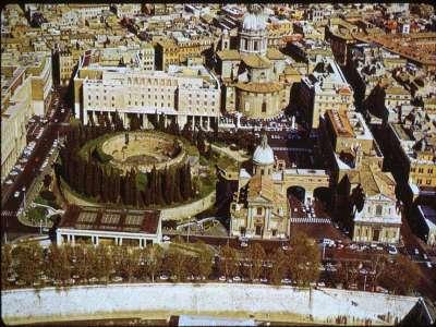 Rome Mausoleum Augustus