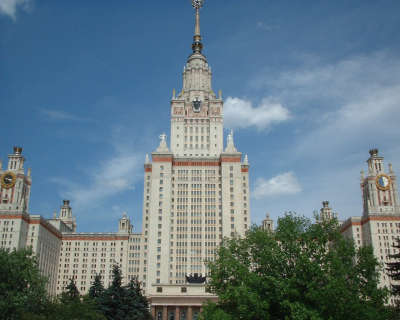 Moscow State Univ1